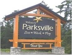 parksville sign
